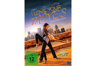 I Love Your Moves - (DVD)