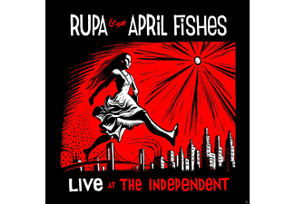 Rupa & The April Fishes - Live At The Independent [CD]