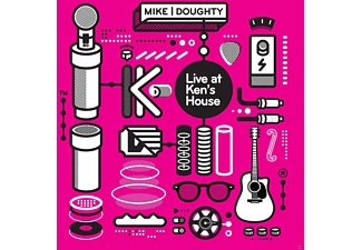 Mike Doughty - Live At Ken's House (Soul Coughing) - (CD)