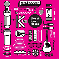 Mike Doughty - Live At Ken's House (Soul Coughing) [CD]