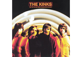 The Kinks - Are The Village Green Preservation Society (CD)