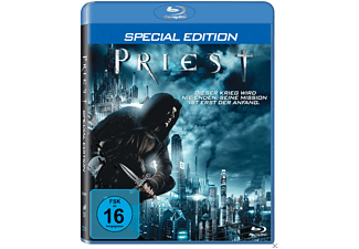 Priest Special Edition - (Blu-ray)