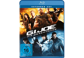 G.I. Joe – Die Abrechnung (Extended Cut) Action Blu-ray