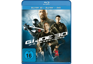 G.I. Joe – Die Abrechnung (3D Superset) - (3D Blu-ray)