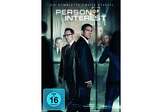 Person of Interest - Die komplette zweite Staffel - (DVD)