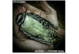 Otis Gibbs - Souvenirs Of A Misspent Youth - (CD)