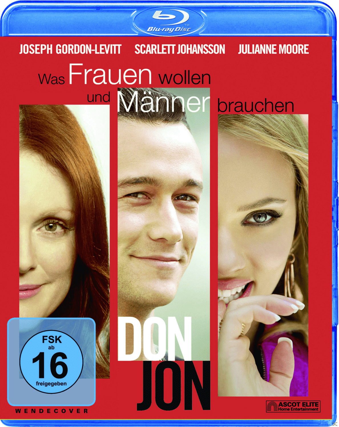 Don Jon - (Blu-ray)