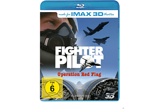 IMAX: Fighter Pilot - Operation Red Flag - (3D Blu-ray)