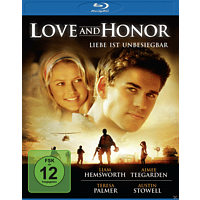 Love and Honor [Blu-ray]