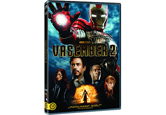 Iron Man - A Vasember 2. (DVD)