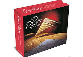 The Sign Posters - Pan Pipes The Authentic Collection [CD]