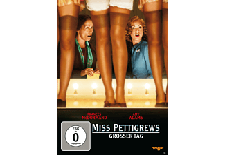 MISS PETTIGREWS GROSSER TAG - (DVD)