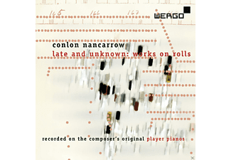 Piano Rolls - Late And Unknown: Works On Rolls - (CD)