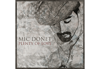 Mic Donet - PLENTY OF LOVE (LIVE YOUR DREAM-EDITION CD/DVD) - (CD + DVD Video)
