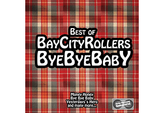 Bay City Rollers - Bye Bye Baby - Best Of Bay City Rollers - (CD)