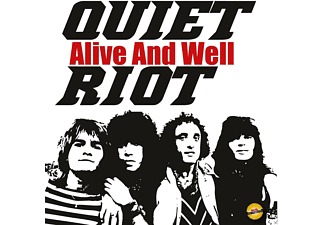 Quiet Riot - Alive And Well - (CD)