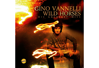 Gino Vannelli - Wild Horses-His Greatest Hits [CD]