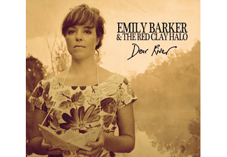Emily Barker, The Red Clay Halo - Dear River - (CD)
