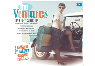 The Ventures - Long Play Collection [CD]