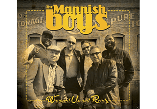 The Mannish Boys - Wrapped Up And Ready - (CD)