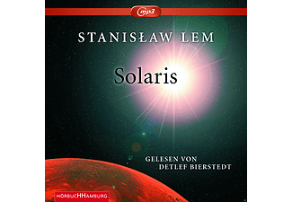 Solaris - 2 MP3-CD - Science Fiction/Fantasy