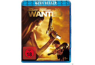 Wanted Action Blu-ray