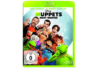 Muppets Most Wanted - (Blu-ray)