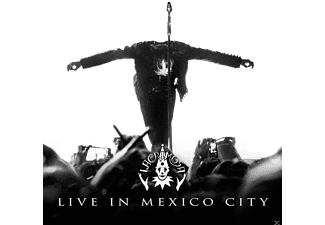 Lacrimosa - Live In Mexico City - (CD)