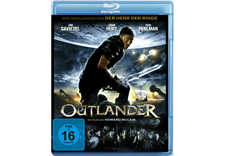 OUTLANDER (SINGLE-DISC) - (Blu-ray)