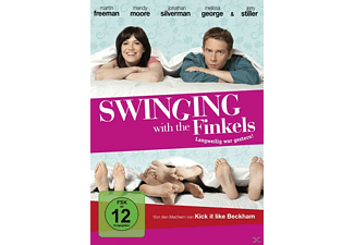 SWINGING WITH THE FINKELS - (DVD)