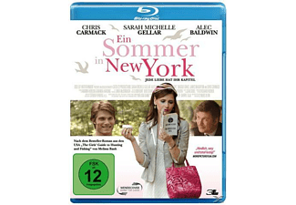 EIN SOMMER IN NEW YORK - (Blu-ray)