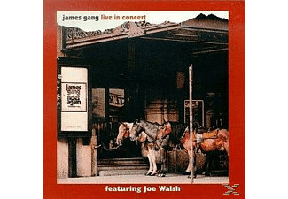James Gang - Live In Concert - (CD)