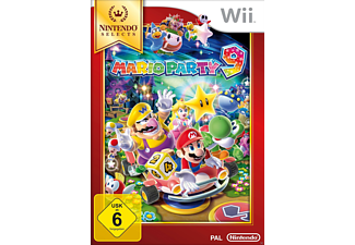 Mario Party 9 (Nintendo Selects) - Nintendo Wii