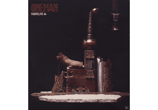 The Oneman, VARIOUS - Fabric Live 64 - (CD)