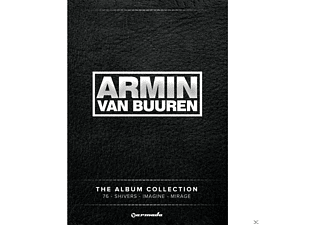 Armin Van Buuren - The Album Collection (Deluxe Boxset) - (CD)