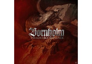 Bornholm - Inexorable Defiance (Ltd.Digi) [CD]