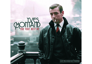 Yves Montand - The Very Best Of - (CD)