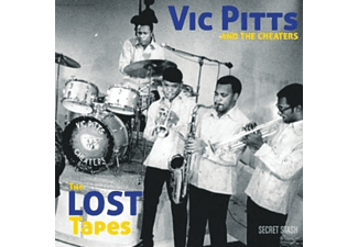Vic Pitts & The Cheaters - The Lost Tapes - (LP + Download)