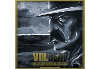 Volbeat - Outlaw Gentleman & Shady Ladies CD