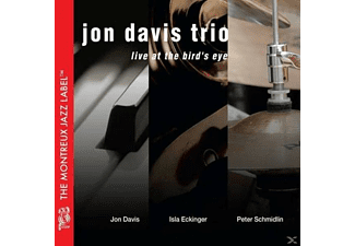 Jon Davis Trio - Jon Davis Trio - Live At The Bird's Eye - (CD)