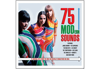 VARIOUS - 75 Mod-Ern Sound - (CD)