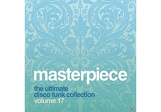 VARIOUS - Masterpiece Vol.17 - (CD)