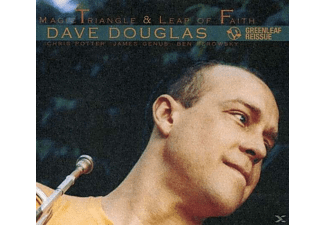 Dave Douglas - Magic Triangle/Leap Of Faith - (CD)