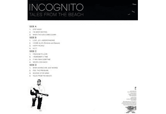 Incognito - Tales From The Beach - (Vinyl)