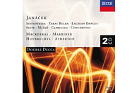 Lpo, Mackerras,Charles/Marriner,Neville/WP/LPO/+ - Sinfonietta/Taras Bulba/+ [CD]