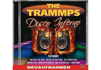 The Trammps - Disco Inferno - (CD)