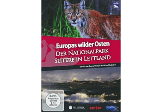 Europas Wilder Osten - Der Nationalpark Slitere in Lettland - (DVD)