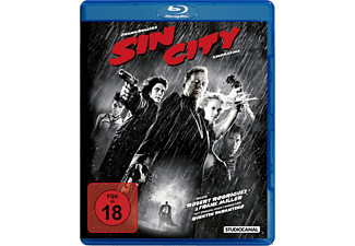Sin City Thriller Blu-ray