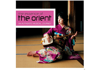 The Sign Posters - The Essence Of The Orient - An Authentic Musical Journey - (CD)