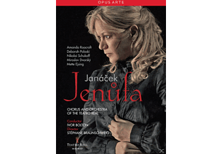 Chorus And Orchestra Of The Teatro Real - Jenufa - (DVD)